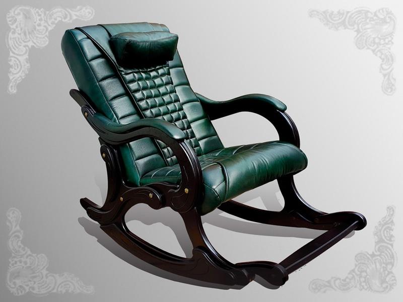 Массажное кресло-качалка OGAWA EGO WAVE EG-2001 ELITE (цвет: антрацит)