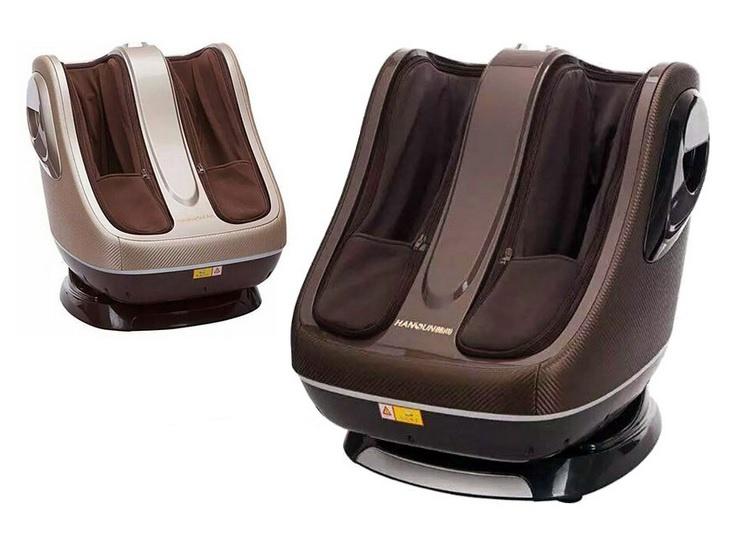 FOOT GUA-SHA REFLEXOLOGY FC1001 (цвет: золотой)