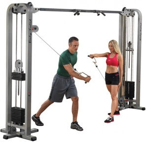 Body Solid PRO CLUB LINE SCC1200G-2 95х2 кг