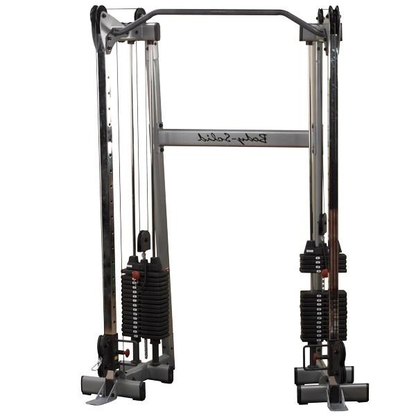 Силовой тренажер-кроссовер Body Solid GDCC210