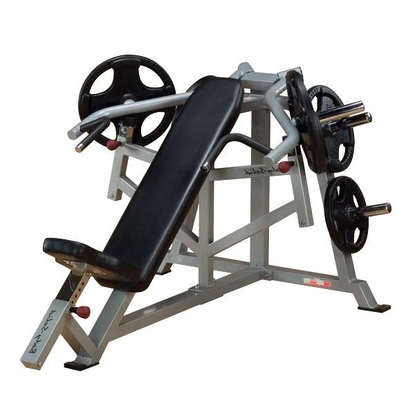 Тренажер для жима под углом вверх Body Solid LVIP