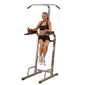 Стойка турник-брусья Body Solid BEST FITNESS BFVK10