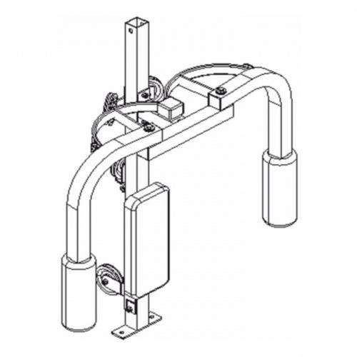 ���������� Body Solid PPA13W (����� ��� PSM144X POWERLINE)