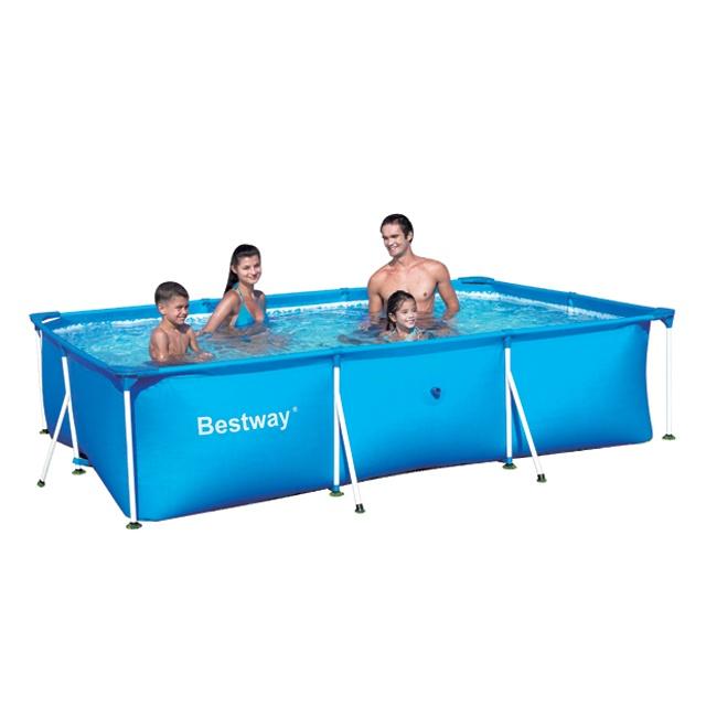 Каркасный бассейн Bestway 300х201х66 см (56043)