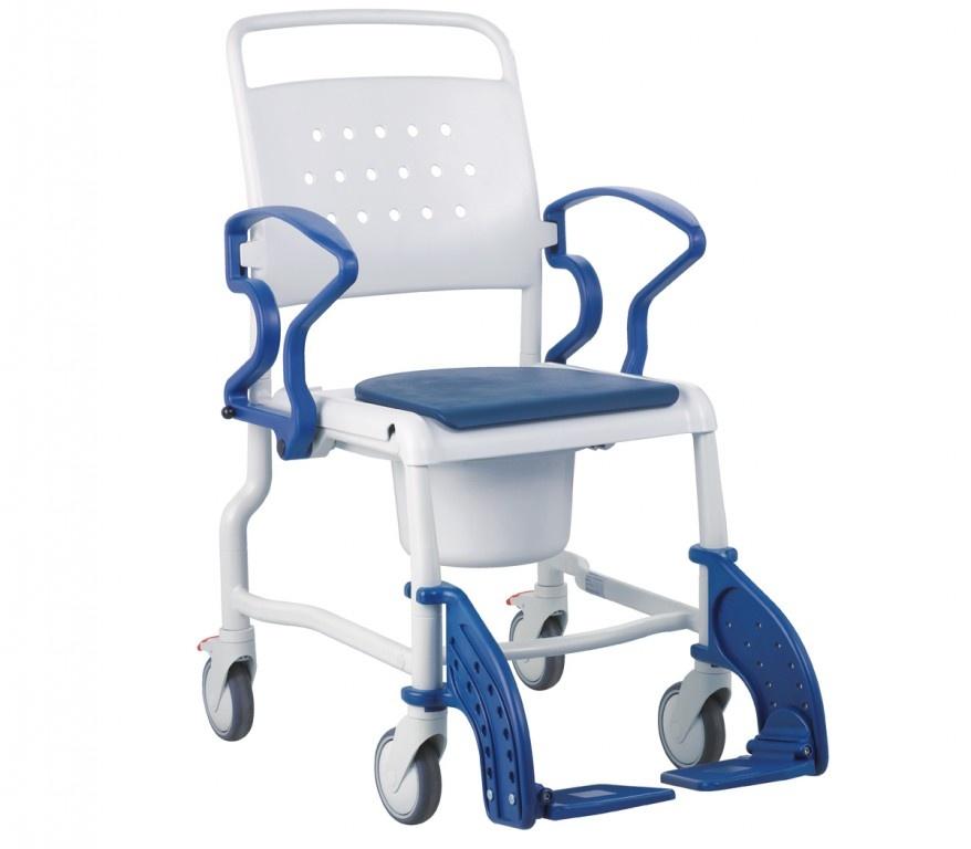 Инвалидный стул-туалет Rebotec Бонн