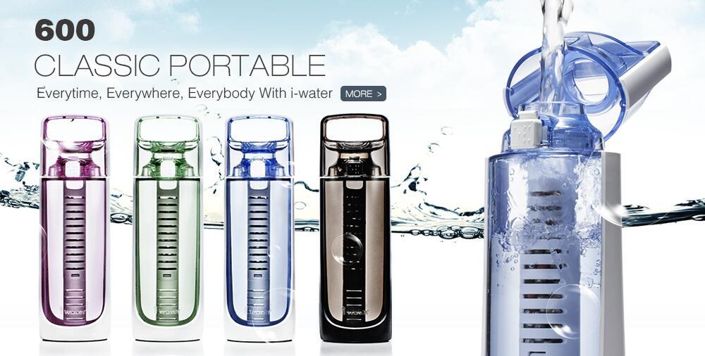 Portable 600 Aqua Blue