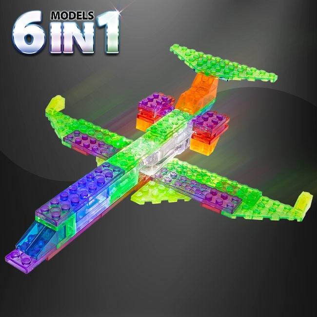 Самолет 6 в 1