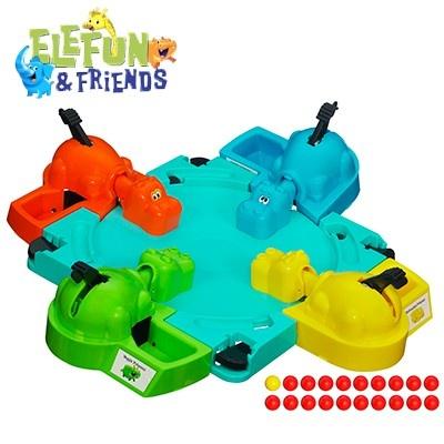Голодные бегемотики Hungry Hippos