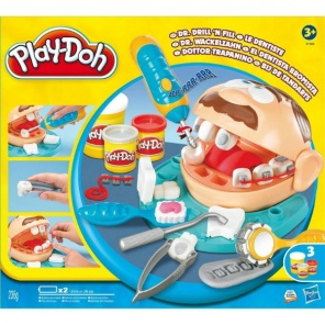 HASBRO Play-Doh Мистер Зубастик