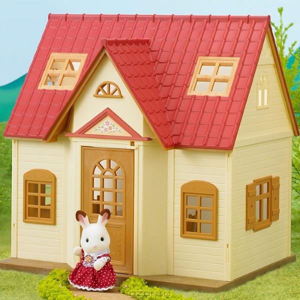 Новый дом Марии
