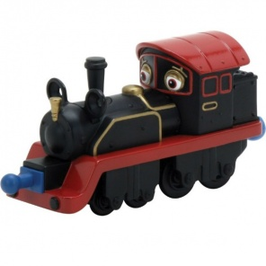 Chuggington Старина Пит Die-Cast