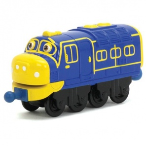 Chuggington Die-Cast Брюстер