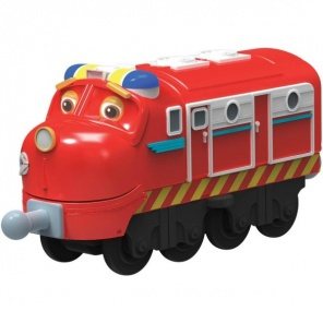 Chuggington Die-Cast Уилсон-патруль