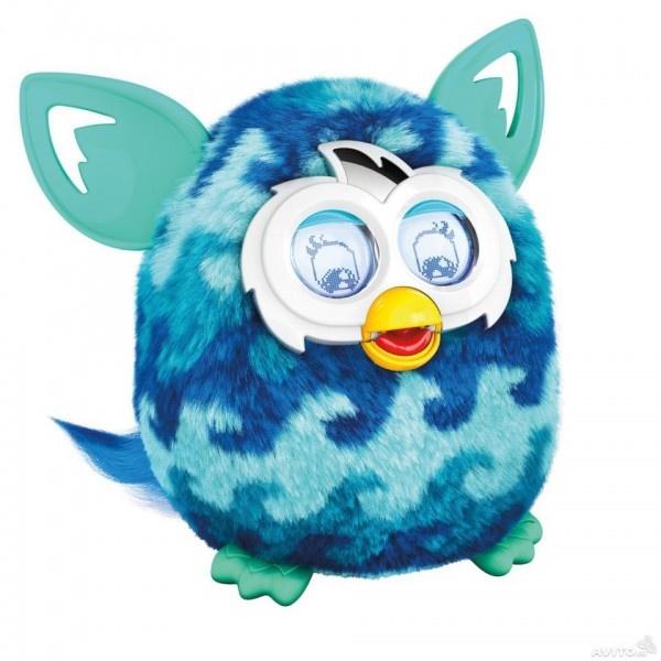 Furby Boom Ферби Бум Волна