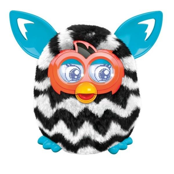 Furby Boom Ферби Бум Черно-белый