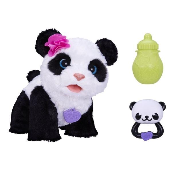 FurReal Friends Малыш панда