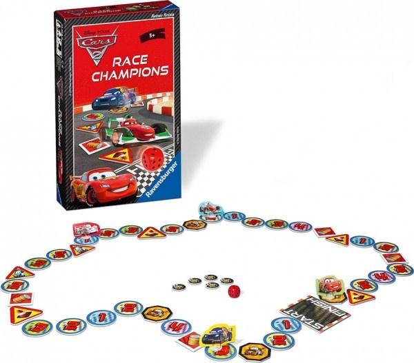 Тачки 2 Чемпион гонок