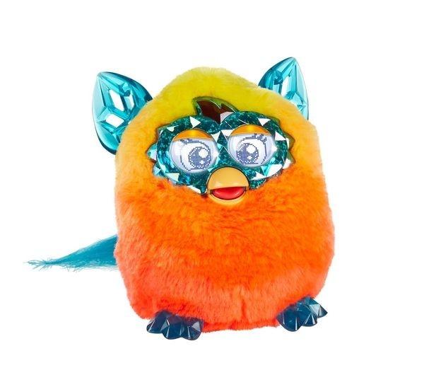 Furby Boom Ферби Бум Кристалл Оранжевый