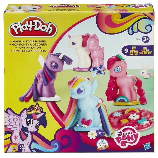 Play-Doh Создай любимую Пони