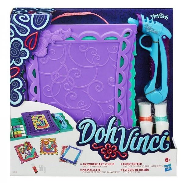 Набор для творчества Hasbro Dohvinci Студия дизайна с собой