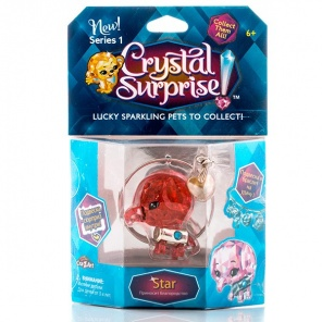 Игровой набор Crystal Surprise Слоник