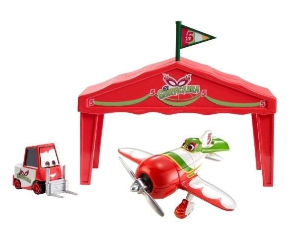 ������� ����� Mattel Planes ��� ��������� El Chupacabra � ������