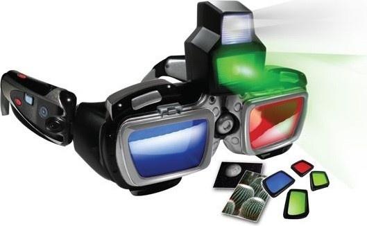 Шпионские 3D очки Eastcolight с камерой и диктофоном