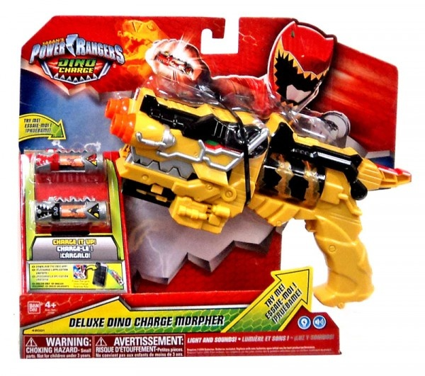 ������� ��������� Power Rangers ���� ������ DX