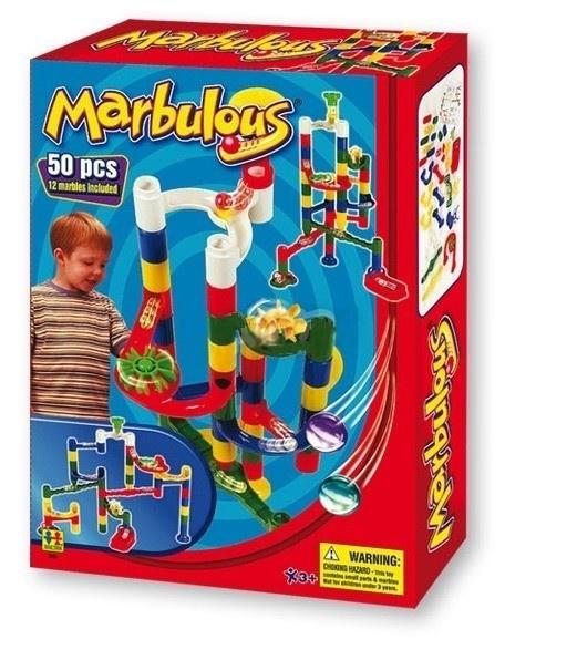Крутые виражи Marbulous (50 деталей)